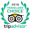 Tripadvisor – Travellers' Choice 2018, 2014